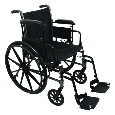 ProBasics K3 Lightweight Wheelchair, 20 in x 16 in WC32016DE