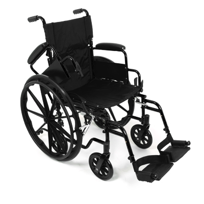 ProBasics K4 Transformer Wheelchair, 18 in x 16 in WCT41816DS