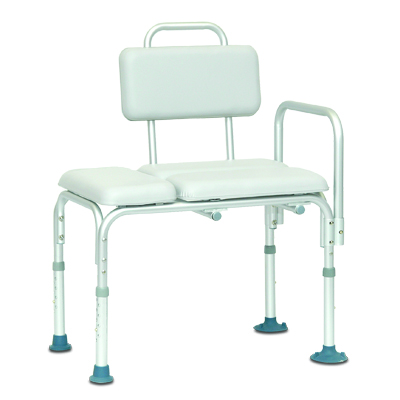 ProBasics Padded Transfer Bench, 300lb Weight Capacity BSTBP