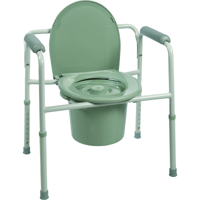 ProBasics Three-in-One Commode, 300lb Weight Capacity BS31C