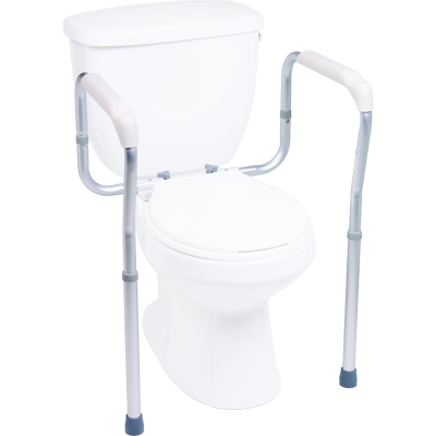 ProBasics Toilet Safety Frame, 300lb Weight Capacity BSTF
