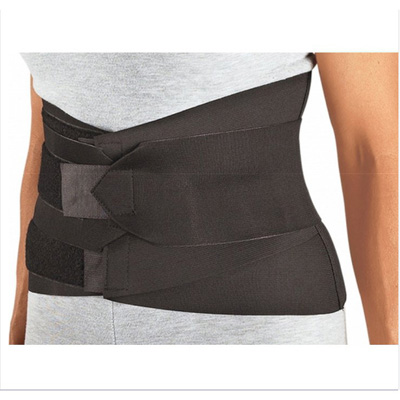 PROCARE Lumbar Sacral Support 2X-Large Hook and Loop Closure 53 - 59 in 9 in Unisex