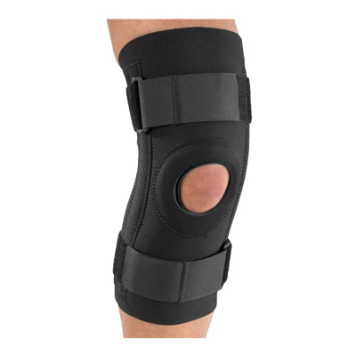 PROCARE Patella Support Large Hook and Loop Strap Closure Left or Right Knee