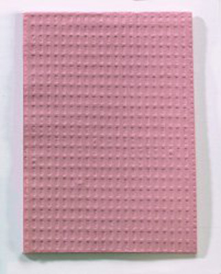 Procedure Towel 13 W X 18 L Inch Mauve