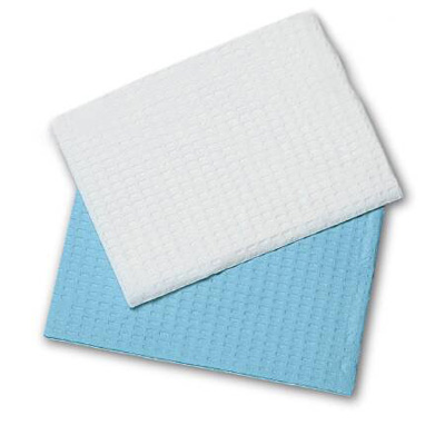 Procedure Towel McKesson 13 X 18 Inch Blue