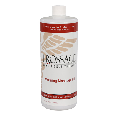 PROSSAGE Heat Soft Tissue Therapy, 32 oz - 6 pack