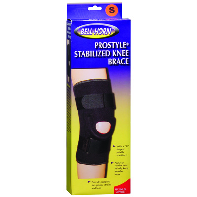 Prostyle Knee Support Small Hook and Loop Closure 13 To 14 in Circumference Left or Right Knee