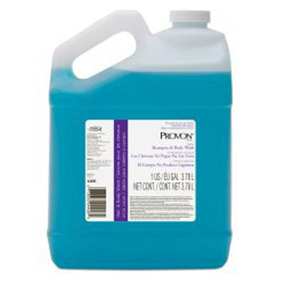 Provon Shampoo and Body Wash 1 gal. Jug Spring Showers Scent