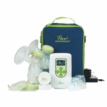 Pure Expressions Dual Channel Electric Breast Pump by Drive Medical RTLBP2000
