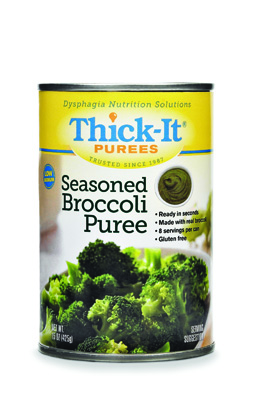 Puree Thick-It 15 oz. Can Broccoli Ready to Use Puree