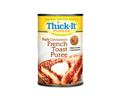 Puree Thick-It 15 oz. Can Maple Cinnamon French Toast Ready to Use Puree