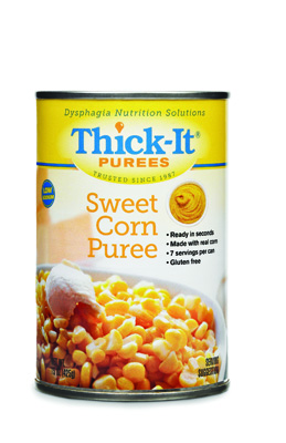 Puree Thick-It 15 oz. Can Sweet Corn Ready to Use Puree
