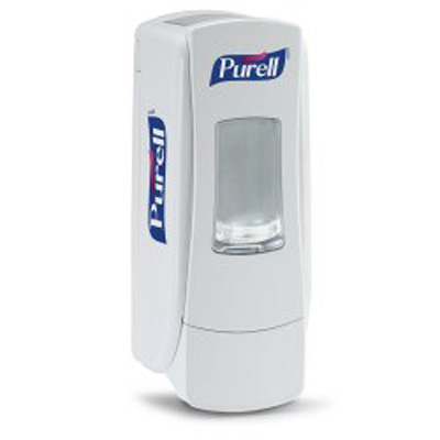 Purell ADX-7 Hand Hygiene Dispenser White Manual Push 700 mL Wall Mount
