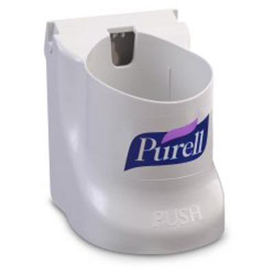 Purell APX Hand Hygiene Dispenser White Plastic Manual 15 oz. Wall Mount