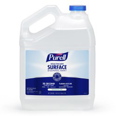 Purell Healthcare Surface Disinfectant Cleaner Broad Spectrum Liquid 1 gal. Bottle