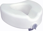 Drive Medical Raised Toilet Seat Model 12014