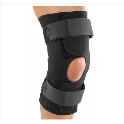 Reddie Brace Knee Brace Large Wraparound / Hook and Loop Straps 20-1/2 to 23 in Circumference Left or Right Knee