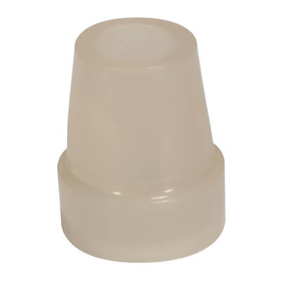 Drive Medical Replacement Cane Tip 3/4 in Diameter Glow in the Dark
