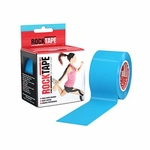 Rocktape 2 in x 16.4 ft Roll - Electric Blue - 3 pack
