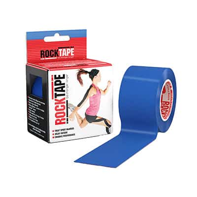 Rocktape 2 in x 16.4 ft Roll - Navy Blue - 3 pack