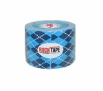 Rocktape 2 in x 16.4 ft Roll - ARGYLE - 3 pack