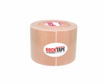 Rocktape 2 in x 16.4 ft Roll - Beige - 3 pack