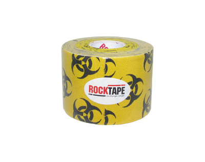 ROCKTAPE 2 X 16.4 ROLL - Biohazard - 3 pack