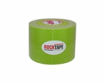 Rocktape 2 in x 16.4 ft Roll - GREEN - 3 pack