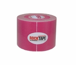 Rocktape 2 in x 16.4 ft Roll - Pink - 3 pack