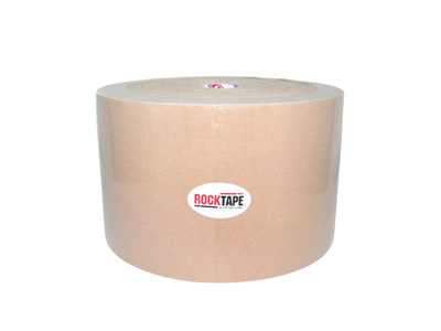 Rocktape 4 in X 105 ft Roll, Beige