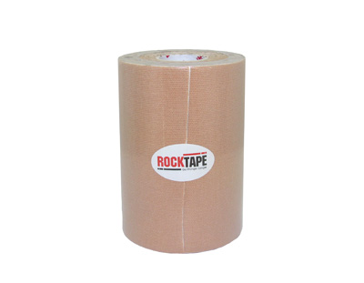 ROCKTAPE 4 X 16.4 ROLL - BEIGE - 3 pack