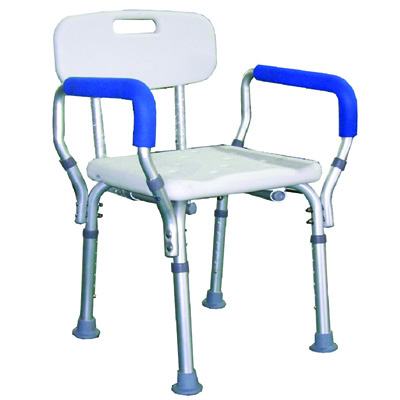 Roscoe Medical Standard Adjustable Shower Chair