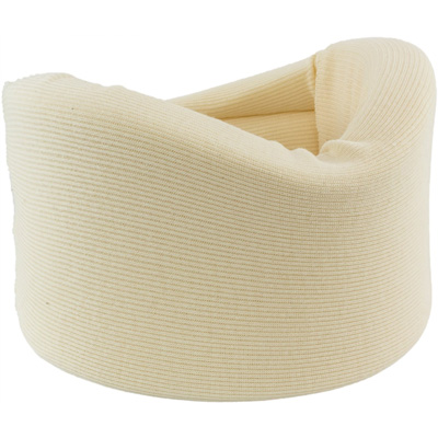 Roscoe Medical Cervical Collar, Comfortable Memory Foam, 3.0 in Width