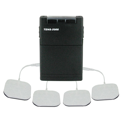 Roscoe Medical TENS-1000BN Deluxe TENS unit, single mode