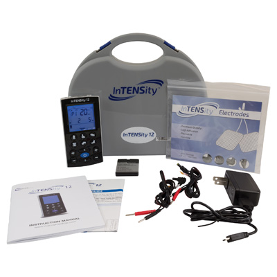 Roscoe Medical InTENSity 12 Rechargeable TENS 2nd Generation