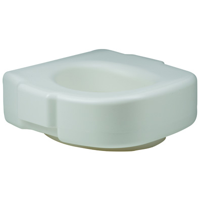 Roscoe Medical Raised Toilet Seat Color: White BTH-RTS