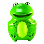 Roscoe Medical Pediatric Frog Nebulizer System Color: Green