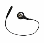 Roscoe Medical Snap Adapter - Black with Pigtail