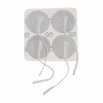 Drive Medical Round Pre Gelled Electrodes 1.75 in round for TENS Unit agf-105