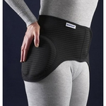 SafeHip Hip Protector Active 2 X-Large Black