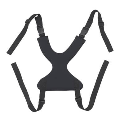 Drive Medical CE-1070S Seat Harness for all Wenzelite Anterior and Posterior Safety Rollers and Nimbo Walkers