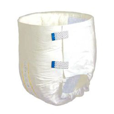 Select Soft n Breathable Disposable Briefs - Extra Large - 2629 64 /cs (8 bags of 8)