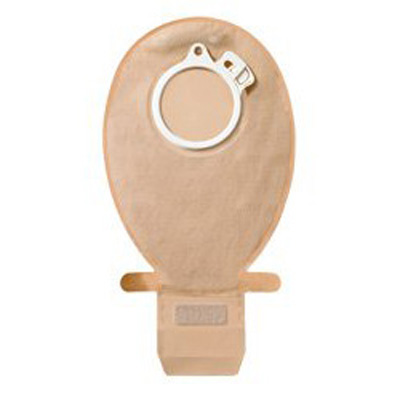 SenSura Click Wide Filtered Ostomy Pouch Two-Piece System 11-1/2 in Length, Maxi Drainable
