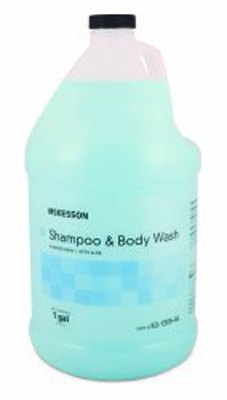 Shampoo and Body Wash McKesson 1 gal. Jug Summer Rain Scent