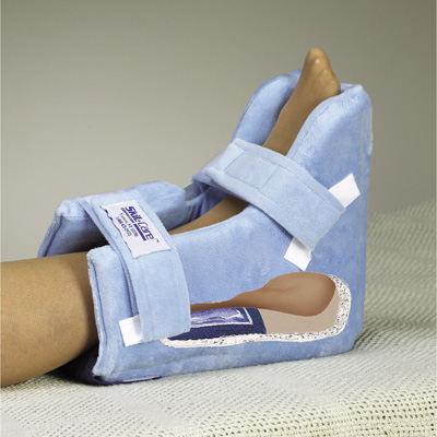 Skil-Care Heel Protector Boot Small Blue