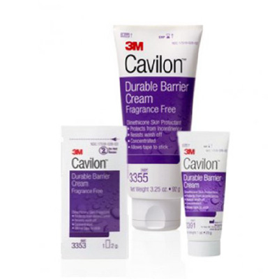 Skin Protectant 3M Cavilon 2 Gram Individual Packet Unscented Cream