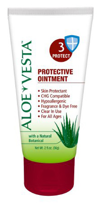 Skin Protectant Aloe Vesta 2 oz. Tube Unscented Ointment