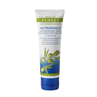 Skin Protectant Remedy Nutrashield 4 oz. Tube Scented Cream