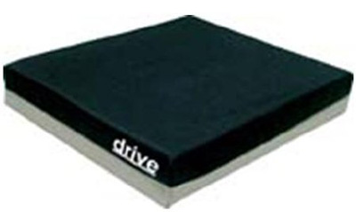 Drive Medical Skin Protection Gel E 3 inch Wheelchair Seat Cushion 14902