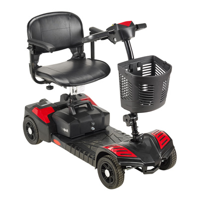 Drive Medical Scout 4 Wheel Travel Power Scooter sfscout4